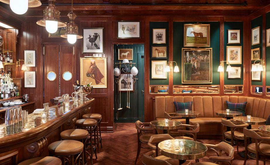 Ralph's Coffee & Bar brings the Ralph Lauren customer experience into dining.