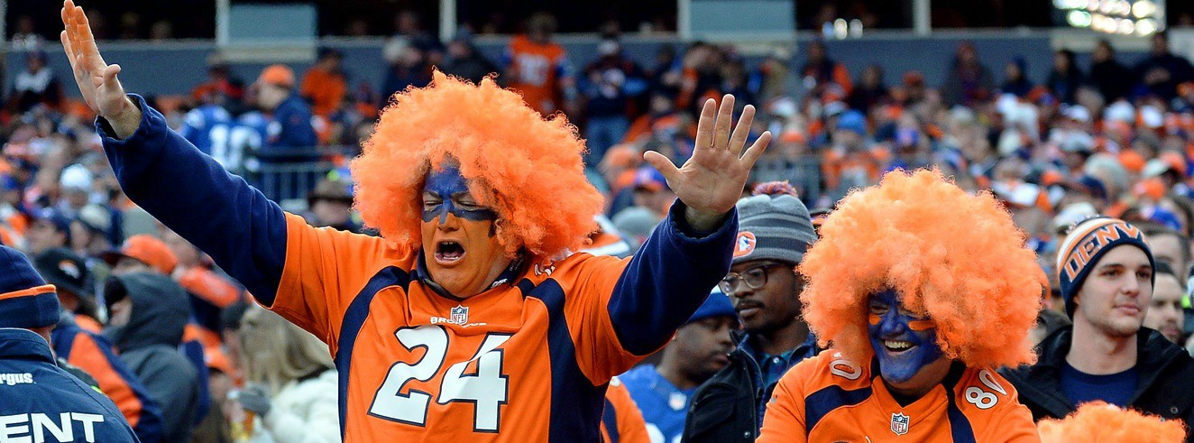 Denver Broncos are offering a fan experience in partnership with Unifi REPREVE.