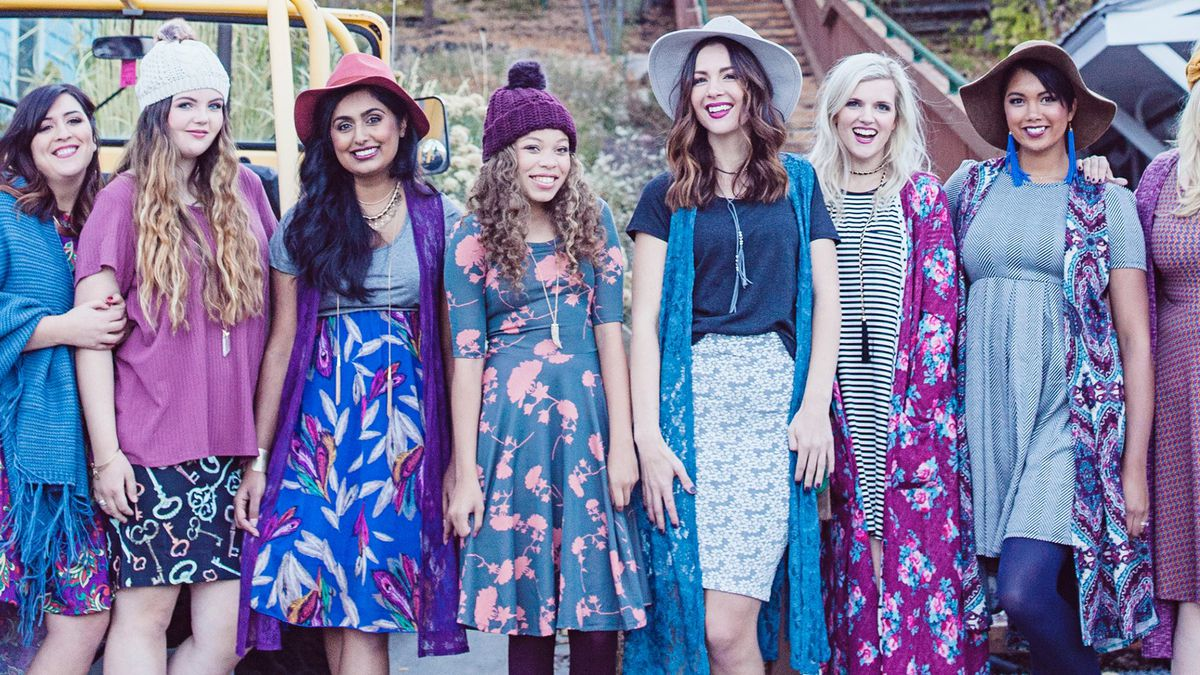 LuLaRoe hires a social business expert to fuel continued growth of its billion-dollar brand.
