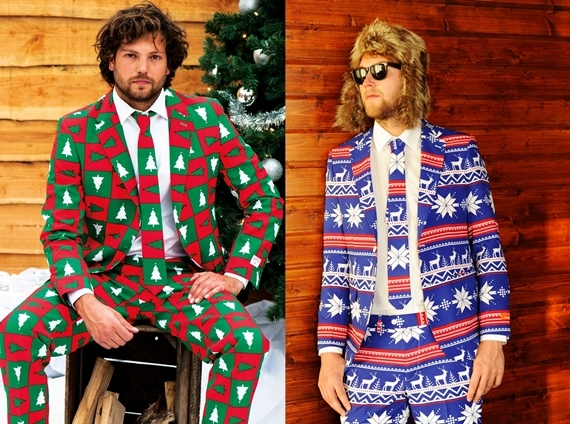 Ugly Christmas...suit?