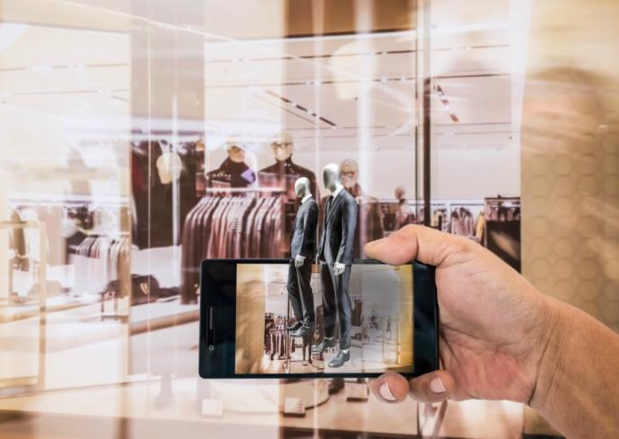 Retail reinvention means creating exciting and productive new shopping experiences.