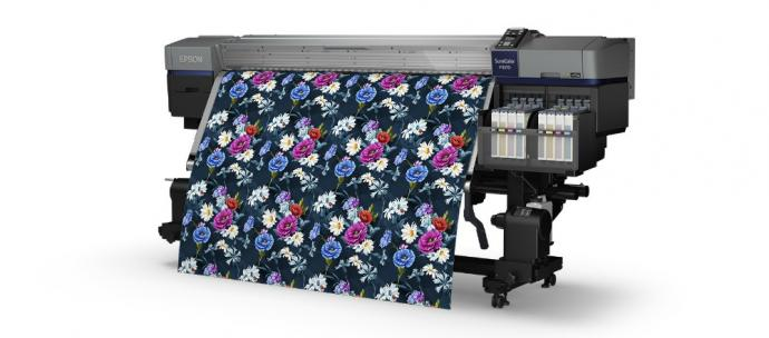 Epson's Newest Dye-Sub Textile Printer Is Faster Than Ever | Apparel