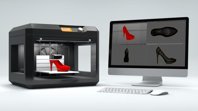 Industries such as consumer electronics, automotive, aerospaceand apparel manufacturing are looking toward 3D printing for prototyping and production applications.