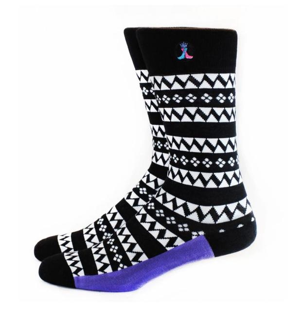 Andrew Epprecht, a 2017 graduate of The Hotchkiss School, in Lakeville, Conn., designed and manufactured custom socks for his alma mater to great success, which led to the birth of OurSock.com.