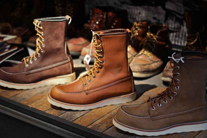 Red Wing Shoes relies on Logility to manage inventory planning, demand planning and replenishment planning.
