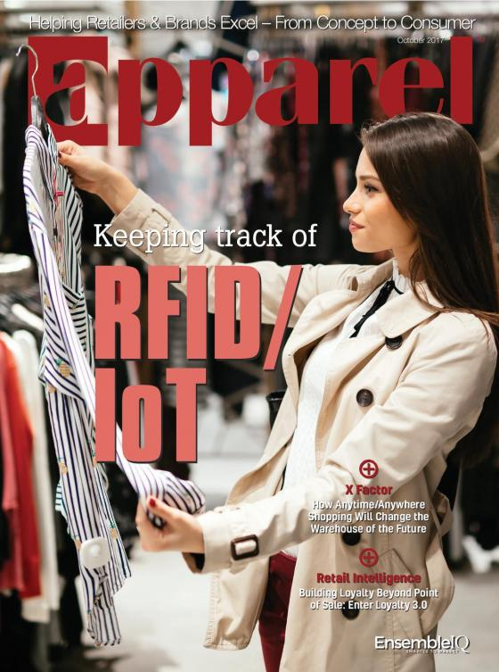 October 2017 Apparel Magazine