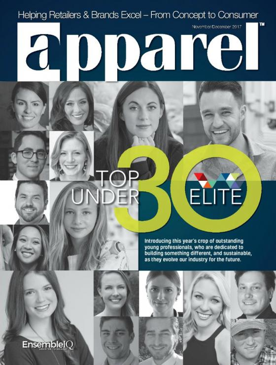 Apparel Magazine November/December2017