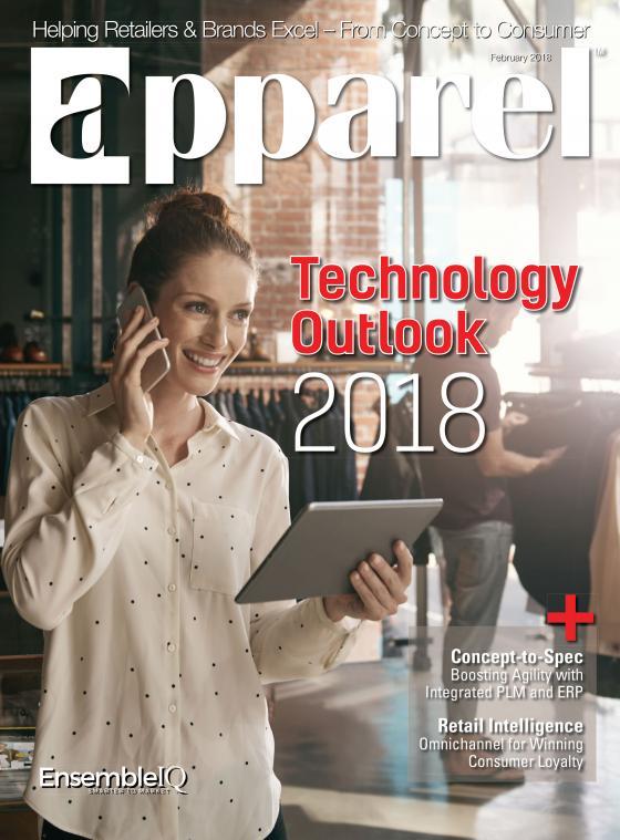 Apparel Magazine February 2018