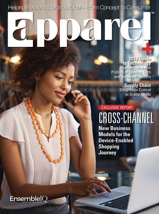 Apparel Magazine April 2018