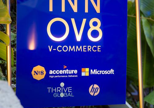 Store No 8, Walmart's technology incubator for investing in ideas that will transform the future of commerce, held its first innovation gala on Wed., Oct. 18, bringing together today's brightest companies driving the next generation of virtual commerce.