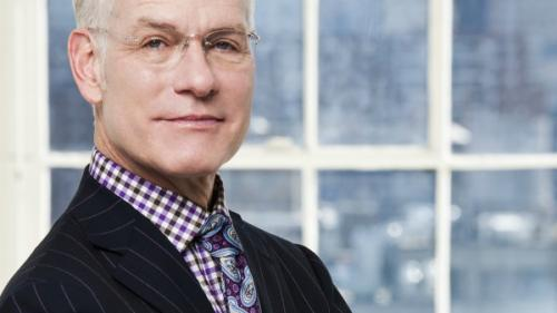 Tim Gunn enthralled the audience of apparel industry professionals at Gerber Technology's annual ideation conference.