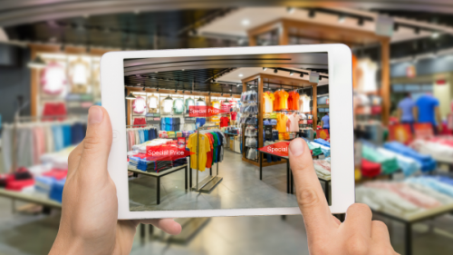 To succeed with modern consumers, apparel retailers must look to future-forward technology to enhance — but not replace — the human touch in the store experience.