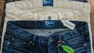 Cone Denim and Unifi, Inc. unveiled the latest in advanced stretch technology:S GENE® with REPREVE®.