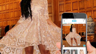 SiBi is the first end-to-end mobile apparel marketplace to use artificial intelligence to help shoppers find fashion fast with its ability to shop using Instagram posts, photos or by favorite colors.