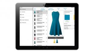 Centric's new Showroom mobile app digitally transform the sell-in process by preparing curated collections for B2B buyers and preparing preorders.