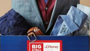 The partnership will give JCPenney customers the advantage of a stylist who knows their tastes and can also steer them in a fashion-forward direction, while Bombfell customers will have access to the big-and-tall sizes they've been seeking and lower prices than you'd typically find with a subscription service.